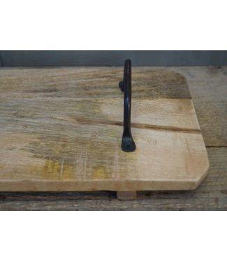 # J825 - Dienblad - mangohout - 95 x 20 cm