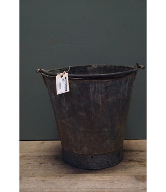 *Old iron bucket - 5