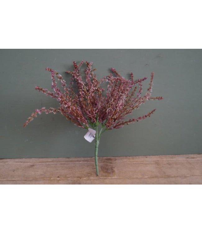 # I796 - Heather Bush x6 30cm - heide - kunst