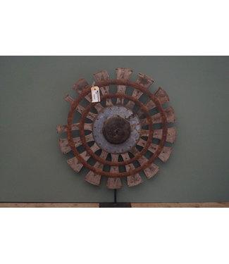 Spinnewiel - 13 - 56 x 12 x 65 cm