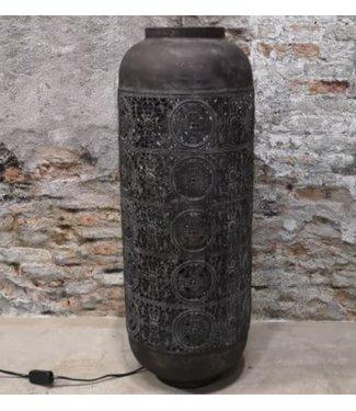 *J859 - Lamp - metaal - 27 x 73 cm