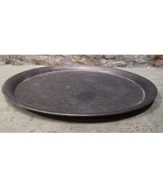 *J708 - Dienblad - schaal - metaal - 44 cm