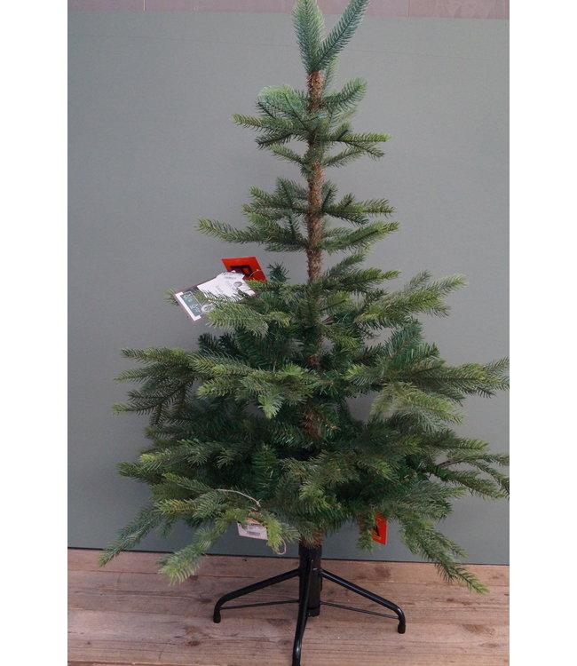 *Kerstboom - kunst - Grandis fir - 91 x 120cm - groen