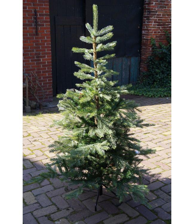 *Kerstboom- kunst - Grandis fir - 111 x 150 cm - groen
