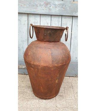 # Metalen vaas - S - 1 - 50 x 50 x 80 cm