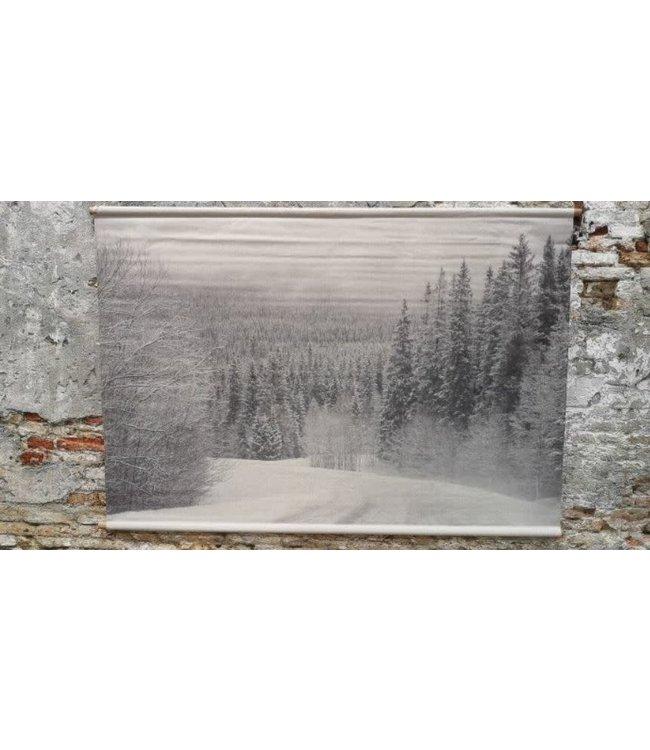 # I325 - Wanddoek - 154 x 106cm - wordt niet verzonden/alleen afhalen