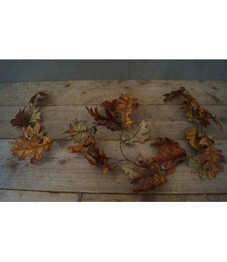 ## Q092 - Herfstguirlande - bruin - 149 x 14 x 5 cm