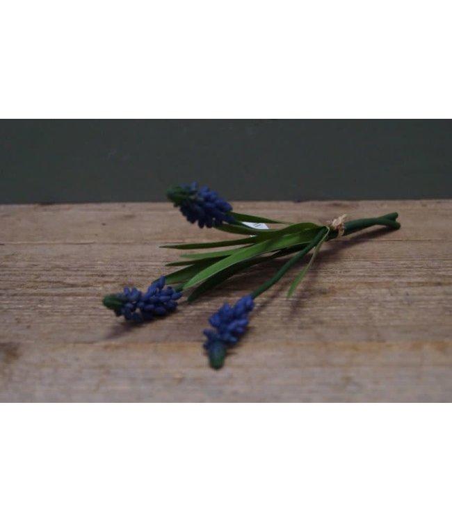 # Z118 - Bosje blauwe druifjes - 32 cm