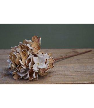 *I280 - Hydrangea spray dried look 62 cm