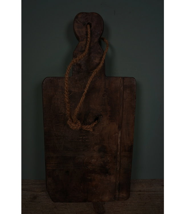 # Broodplank oud hout - 4 - 50,5 x 24 x 3 cm