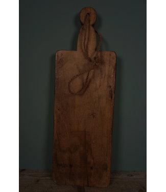 Broodplank oud hout - 8 - 71 x 23 x 3,5 cm