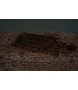 Broodplank oud hout - 9 - 59 x 23,5 x 3,5 cm