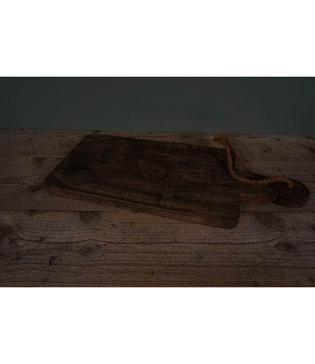 # Broodplank oud hout - 9 - 59 x 23,5 x 3,5 cm