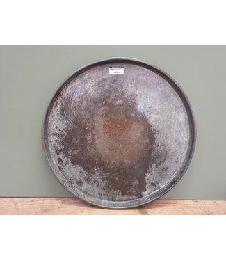 Metalen dienblad rond - 3 - 50 x 50 x 5 cm
