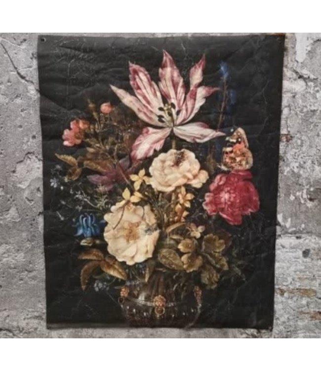 # B339 - Wandkleed - 80 x 100 cm - wordt niet verzonden/alleen afhalen