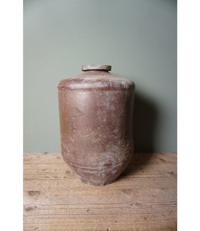 # Voorraadkruik aardewerk - 3 - 33x32x52 cm - wordt niet verzonden/alleen afhalen