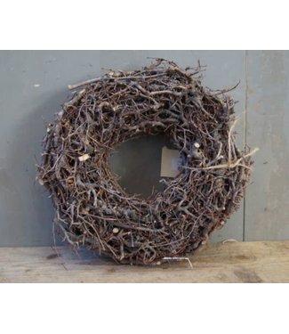 NT!!! - Q942 - Krans - Bonsai - 32 x 32 x 8 cm (binnenring 10,5 x 10,5 x 8 cm