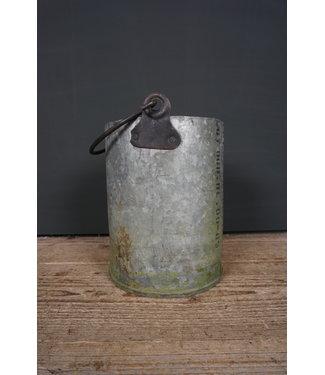Iron bucket bomb - 6 - 18,5 x 18,5 x 25,5 cm