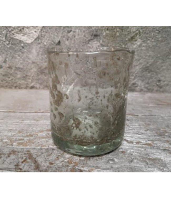 # Lara cil.vase stones clear 8H11