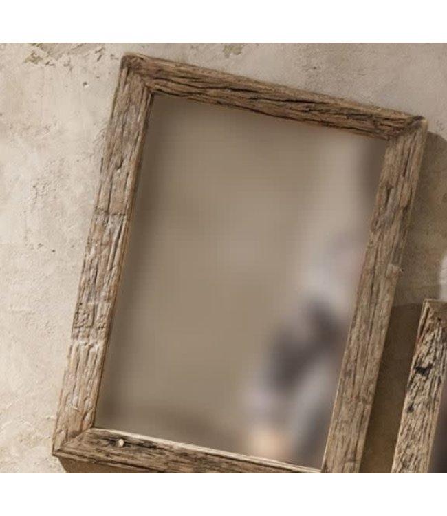 Spiegel truckwood - 35 x 26 x 2 cm