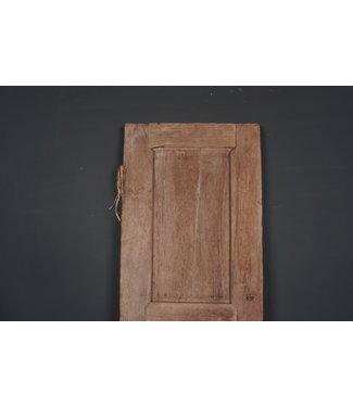 # Houten luik - 5 - 36,5 x 3 x 103 cm - alleen afhalen/wordt niet verzonden