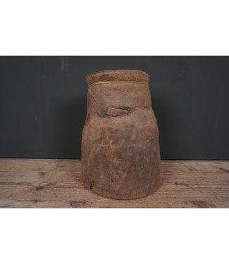 Naga - houten pot - 3 - 32 x 32 x 41 cm