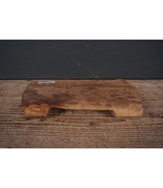 # Houten bajot - s - 11 - 31 x 16 x 7 cm