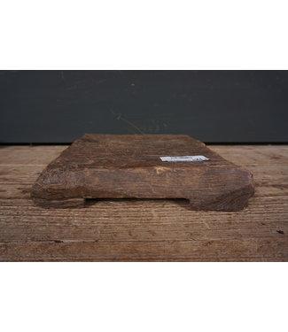 # Houten bajot - s - 3 - 21 x 19 x 4,5 cm