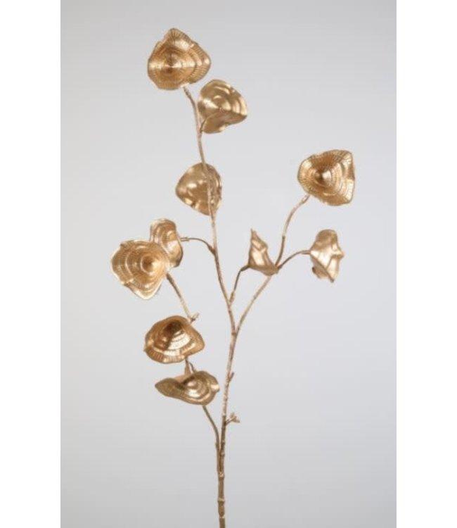 # I803 - Teil Branch Gold 83cm