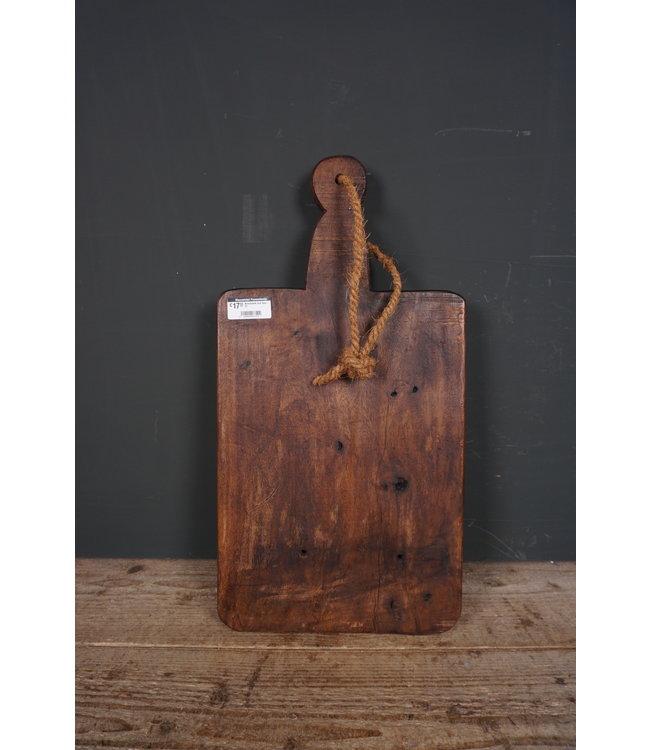# Broodplank oud hout - 31 - 57 x 29,5 x 3,5 cm