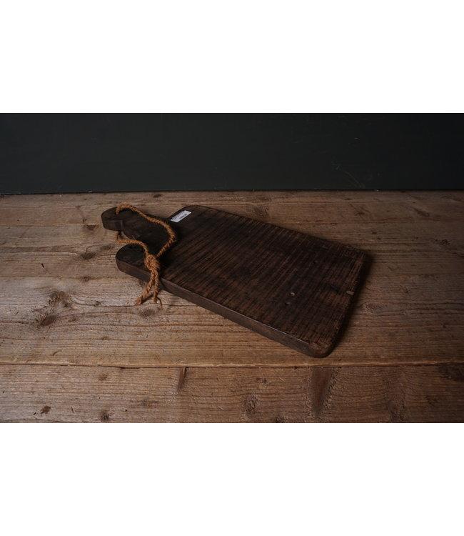 # Broodplank oud hout - 30 - 58,5 x 26 x 3 cm