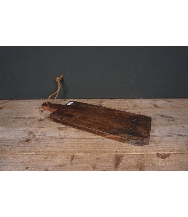 # Broodplank oud hout - 37 - 71,5 x 24 x 3 cm