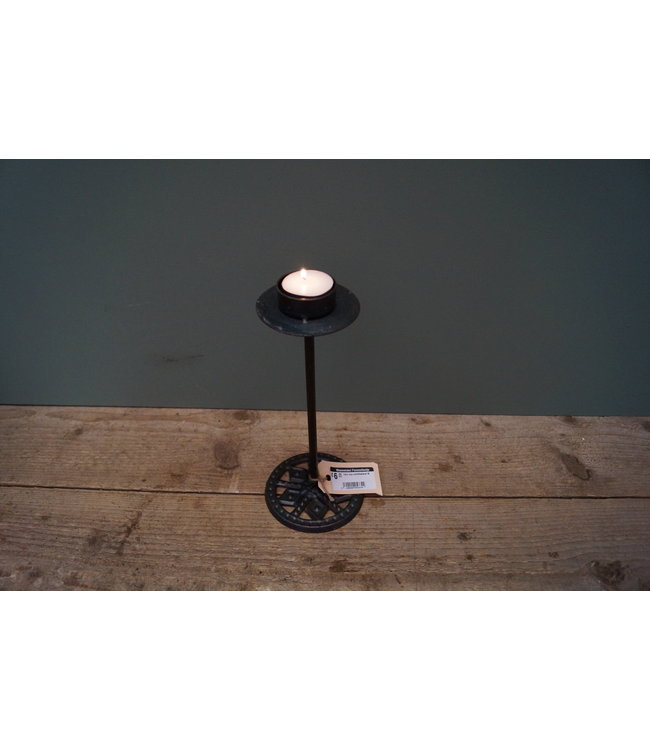 # Iron cup candlestand M