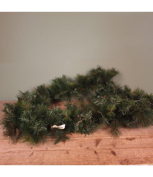 NT!!! - A474 - garland green pine - kunst -  250 x 25 x 10