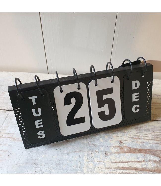 # A562 - Mato tafelkalender - 27 x 10 x 14 cm