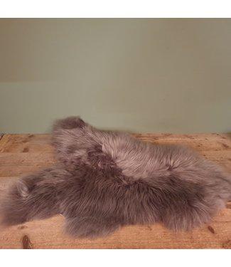 W648 - ijslandse schapenvacht - 90 x 75 x 5 cm