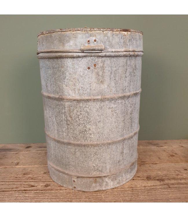 # B109 - rijsttrommel - 29 x 29 x 40 cm