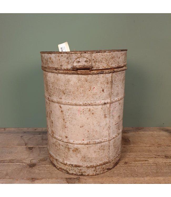 # B111 - rijsttrommel - 29 x 29 x 40 cm