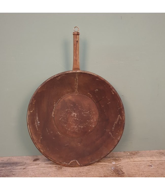 # Sinc pan - metaal - large - 46 x 33 x 10 cm