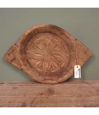 # Raja wooden carving parat - 9 - 50 x 33 x 5 cm