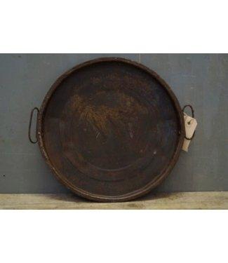 *J571 - Dienblad - schaal - metaal - 30 cm