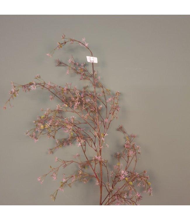 NT!!! star flower spray mauve - 138 x 40 x 10 cm