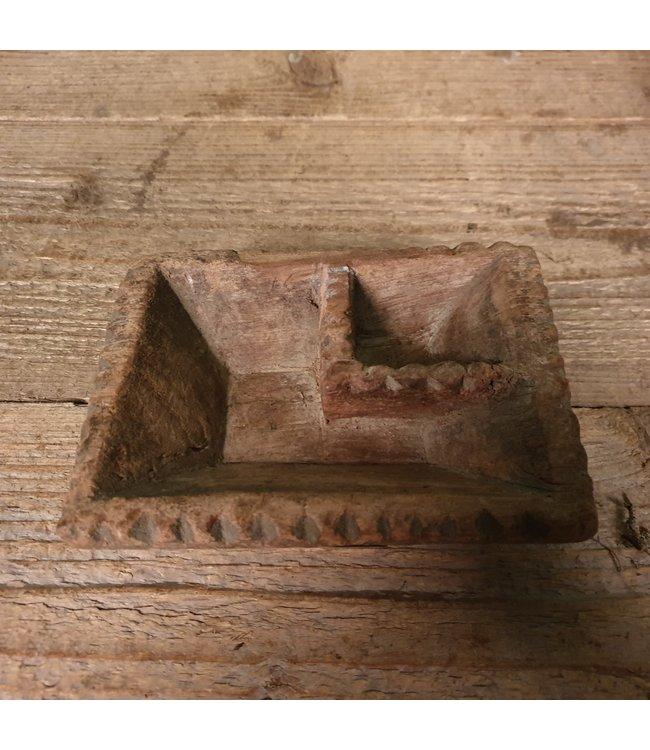 # Houten kruidenbakje - 43 - 16 x 12 x 4 cm