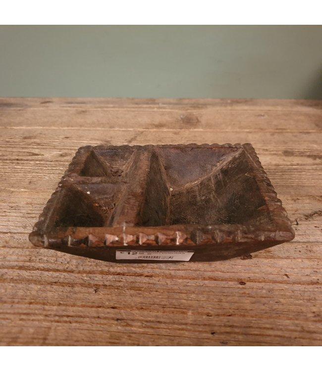 # Houten kruidenbakje - 45 - 17 x 15 x 4 cm