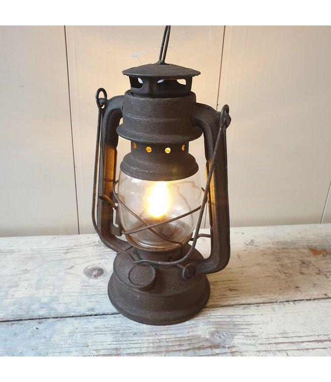 # I095 - lantaarn led kilian m 17 x 11 x 24 cm
