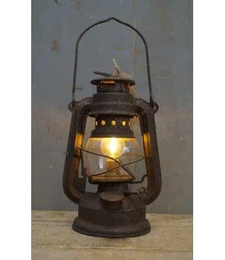 # I094 - lantaarn led kilian s - 12,5 x 9,7 x 19,5 cm
