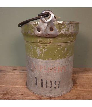 # Iron bucket bomb - 7 - 21 x 20 x 26 cm