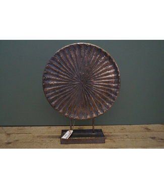 Countryfield *ornament ro Galileo s brons - metaal 39 x 12 x 50 cm
