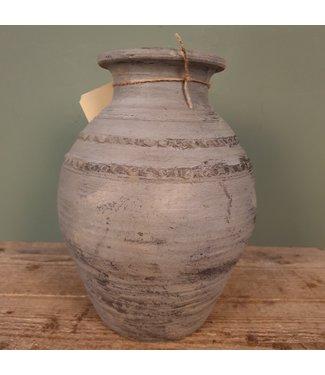 # Claypot Nepal - aardewerk - 5 - 22 x 22 x 32 cm