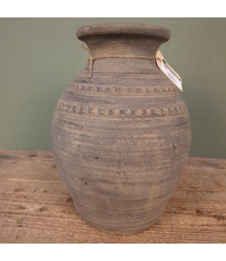 # Claypot Nepal - aardewerk - 7 - 22 x 22 x 32 cm